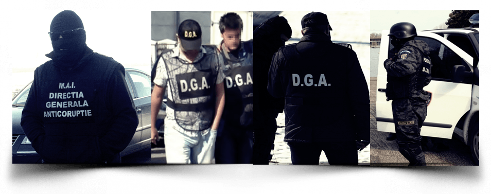 10 ani de activitate DGA