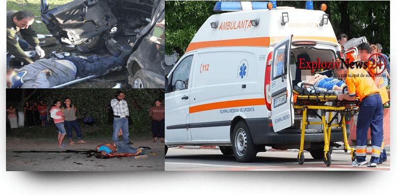 STIRI TELEORMAN | Accidente rutiere soldate cu cinci persoane decedate