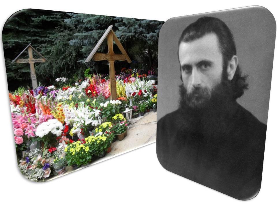 Mormântul lui Arsenie Boca a fost profanat de un bărbat în vârstă de 45 de ani