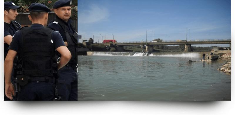 Pescuit ilegal pe râul Vedea