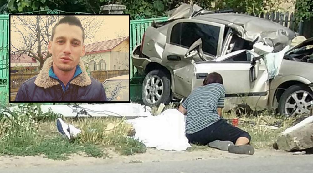 Accident GRAV la Orbeasca de Sus, soldat cu doi MORȚI și patru RĂNIȚI