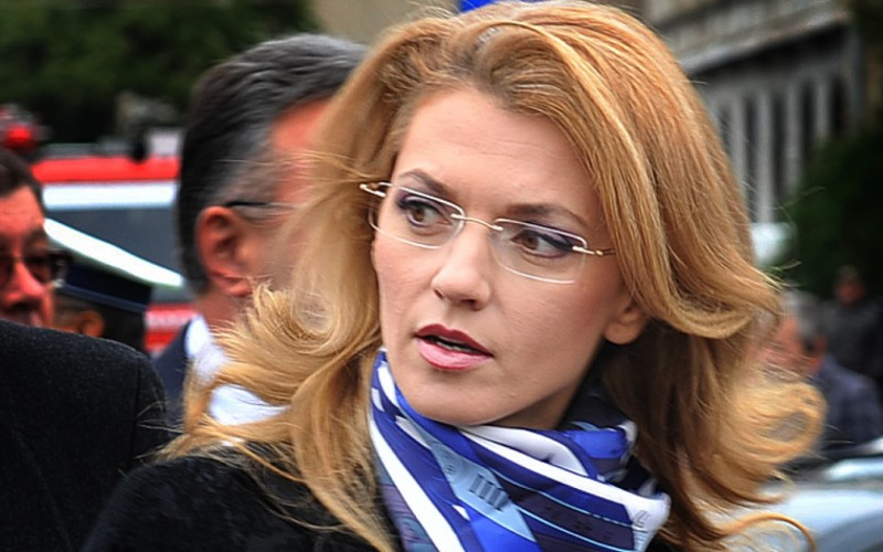 Alina Gorghiu, Șefa PNL vrea ca România să fie iar sclava FMI, UE și Băncii Mondiale