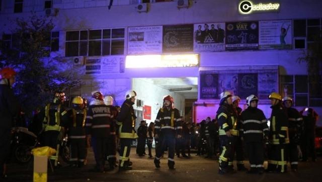 Pompierii au mințit cu nerușinare. Știau că la Club Colectiv are loc un concert însă au refuzat să trimită un echipaj
