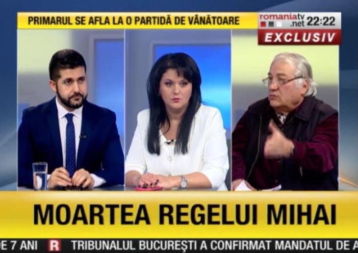 România TV, 25.000 de lei amendă după ce a anunțat că ar fi murit Regele Mihai
