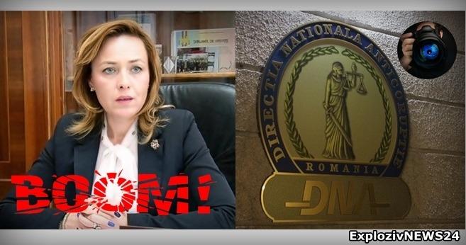 EXPLOZIV! Carmen Daniela Dan, denunțată la DNA