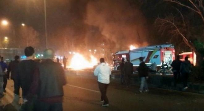 Măcel în Turcia. 27 morţi şi 75 de răniţi, într-o explozie la Ankara