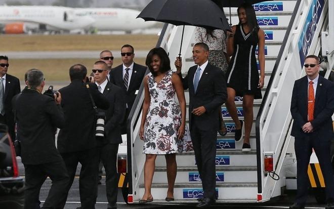 Barack Obama, vizită istorică în Cuba. Este primul preşedinte al SUA care merge în Cuba după o pauză de 88 de ani