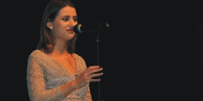 Ştefania Cristea, în lupta pentru finala Eurovision