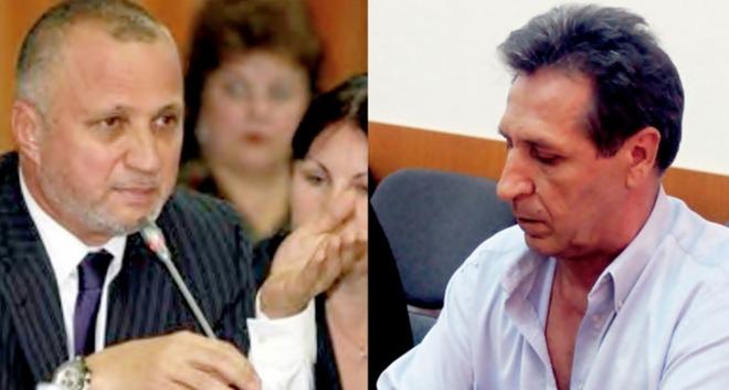 Samuel Calotă a fost bătut de către consilierul municipal Stelică Tălpigă