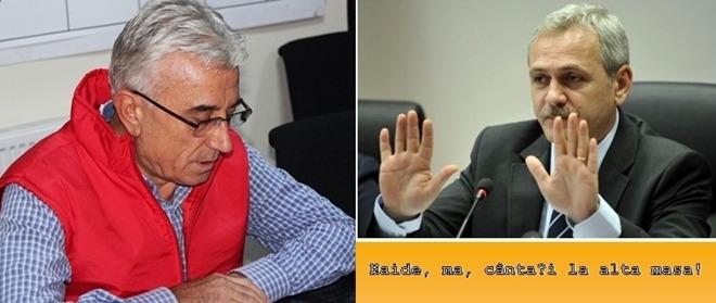 Dragnea și Stuparu, doi penali, vorbesc de integritate!!!