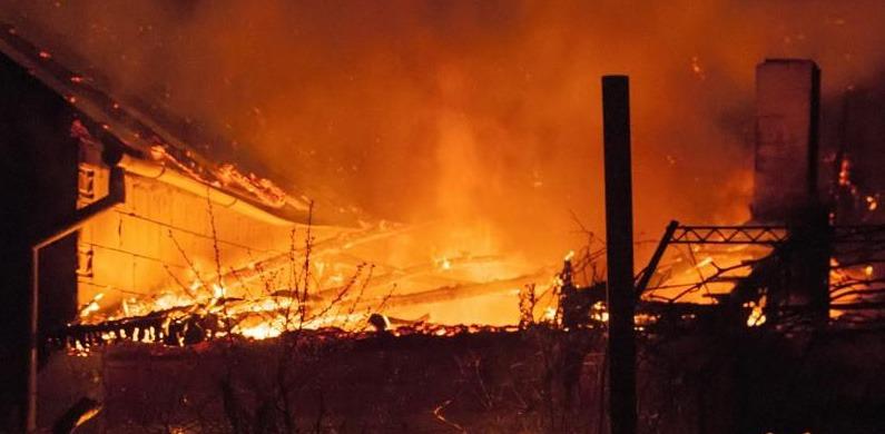 incendiu Calomfiresti Teleorman