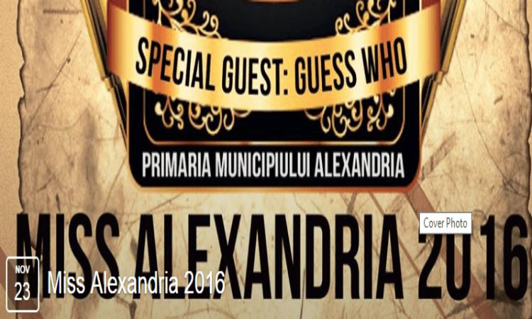 miss alexandria