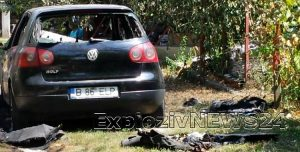 Răzbunare în stil mafiot în localitatea Orbeasca