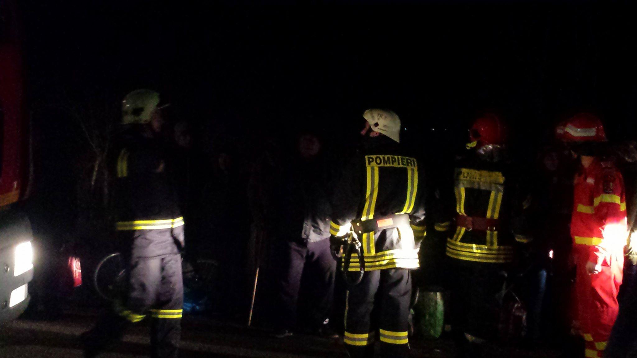 Accident feroviar la Ţigăneşti. Masina a dispărut ca... prin minune! (VIDEO) 1