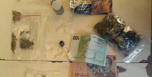 Cocaină, cannabis și comprimate de ecstasy, ridicate de polițiștii și procurorii D.I.I.C.O.T