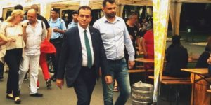 Preşedintele PNL, în vizită în oraşul premierului: Ludovic Orban a mers la Videle, de Zilele Oraşului