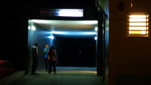 Șocant: Un bărbat s-a aruncat în gol de la etajul 5 al Spitalului Judetean din Alexandria